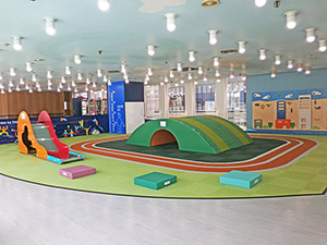 Indoor Children's Plaza