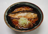 Nishin Soba - soba with herring