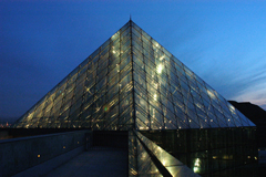Glass Pyramid