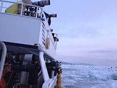 Rausu Drift Ice Cruise